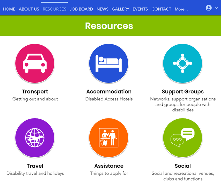 SBPSG NDIS Resources